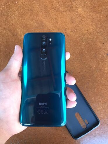 Электроника - Александровка: Xiaomi Redmi Note 8 Pro | 128 ГБ | Черный | Сенсорный