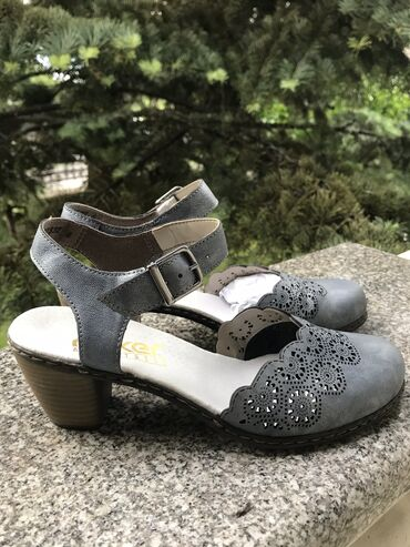 """RIEKER""cipele, broj 36 i 37"