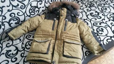 Зимняя куртка на мальчика состояние в Бишкек