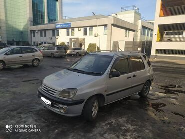 Toyota Raum 1.5 л. 1997 | 12345 км