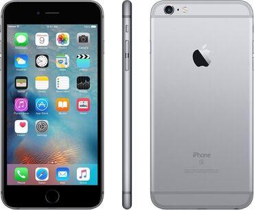 IPhone 6s | 64 GB | Gümüşü | İşlənmiş