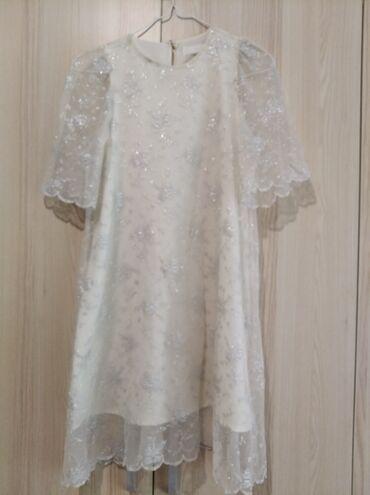 Платье из Южной КореиПлатье на девочку 8-10 лет. Длина от плеча до