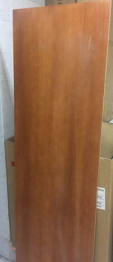 Ламинированная дсп,цвет рыжий,размер 62 см х 202 см, толщина 9 мм. в Бишкек