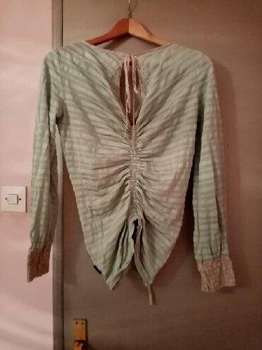 Bluza p - Srbija: P. S zelena bluza 44