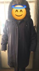 секционные ворота бишкек в Кыргызстан: Женская зимняя куртка!60размер.натуральная подстежка(сьемная),ворот
