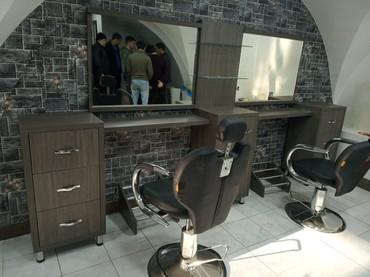 Bakı şəhərində Gozellik salonu ucun mebellerin Sifariwle yigilmasi.Qiymetler
