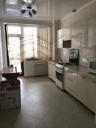 Сдаётся 1ком кв за ТЦ Караван в новом элитном доме всё есть в Бишкек