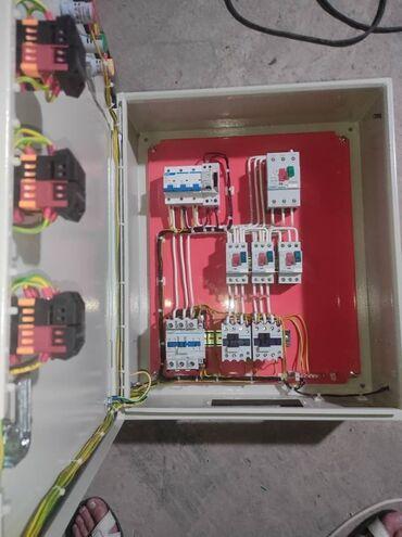 Электрик | Монтаж электрощитов | Больше 6 лет опыта