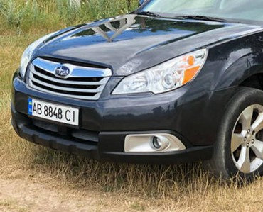 bercy usa в Кыргызстан: Туманки Субару Аутбэк usa