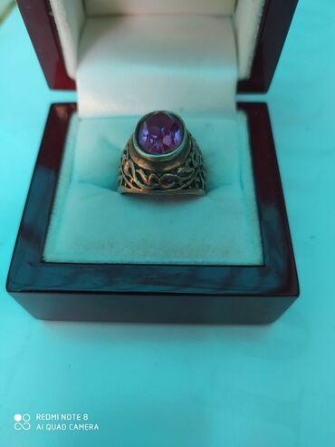 Личные вещи - Ленинское: Перстень женский серебро 875 советское
