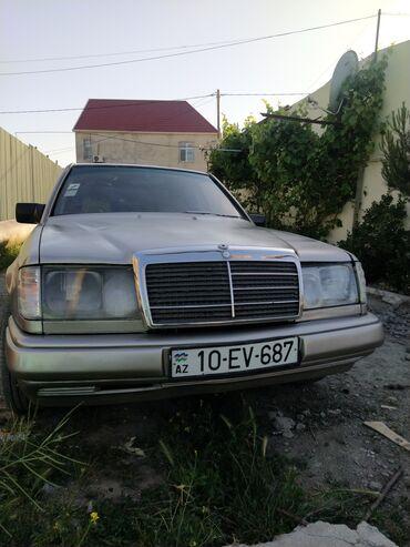 Mercedes-Benz W124 2.3 l. 1988