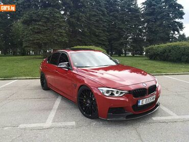 BMW 3 series 3 l. 2014 | 130000 km