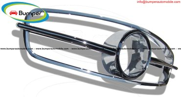Mercedes W190 SL grille years (1955-1963) stainless steel in Amargadhi