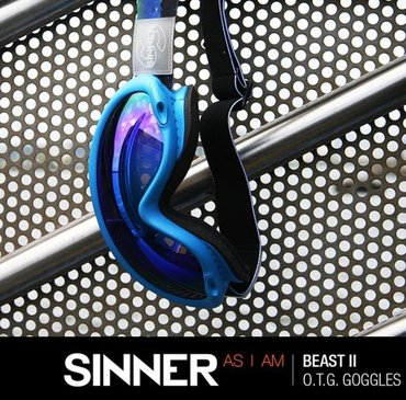 Sinner winter goggles  original high quality made in holland(100%)  Го в Бишкек