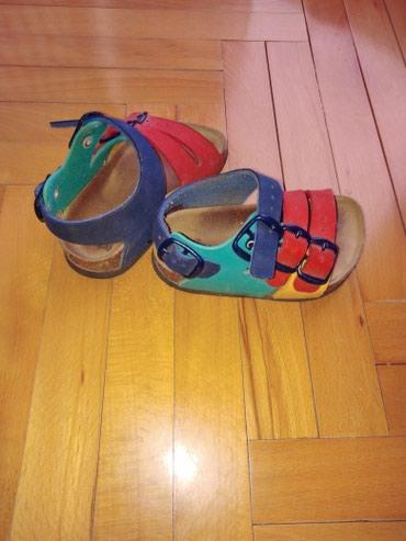 GRUBIN sandale, broj 24, ali kod njih odgovara broju manje. Dužina - Vrsac