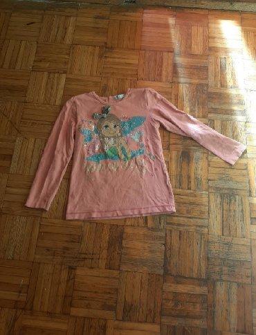Ostala dečija odeća | Cacak: Tanki duksic za devojcice vel.6. sitni tragovi koriscenja. ima jednz