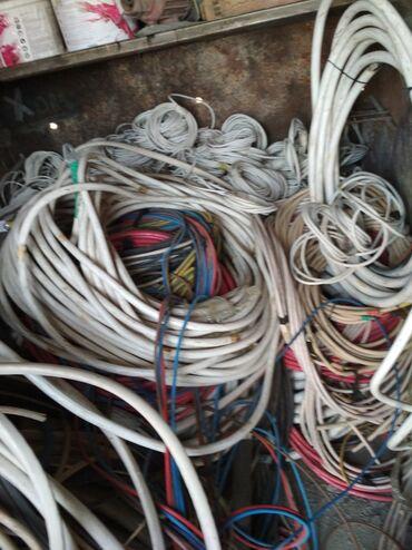 Куплю кабеля старые сгоревший куски отходы с изоляцией на весы скупаем