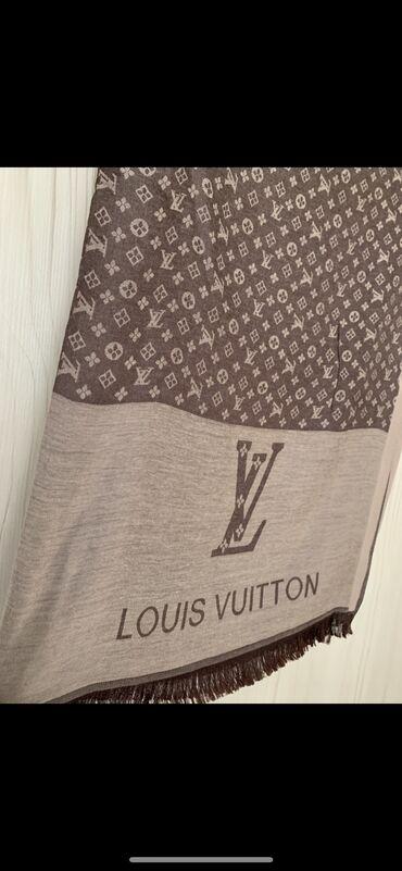 Шарф на осень Louis Vuitton 180*55