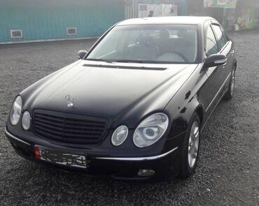Mercedes-Benz в Токмак: Mercedes-Benz E 320 3.2 л. 2003 | 183 км