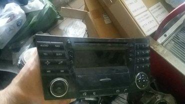 Bakı şəhərində W211 panaramanin monitoru original usden cixma hec bir problemi yoxdu