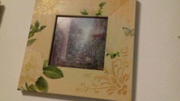 Slike | Crvenka: Slika.Dimenzije 10x10 cm