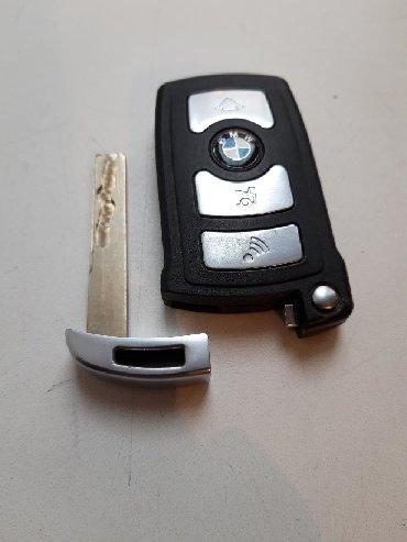 bmw 3 й серии в Кыргызстан: Ключ от бмв 7 серия. Ключи bmw 7. Рабочий. Состояние хорошее. E65
