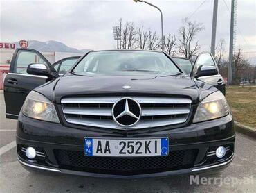 Mercedes-Benz C-Class 2.2 l. 2008 | 322909 km