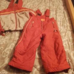 Pantalone i jaknica za sneg, velicina 98 - Beograd