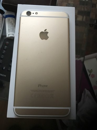 Apple iPhone 6 Plus - 64 GB - Aur в Кара-Балта