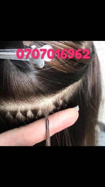 биозавивка волос бишкек in Кыргызстан | ИГРУШКИ: Наращивание волос —Волосы в наличии разной длины. Вы можете купить у