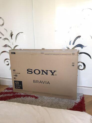 123 sm genis ekran,Sony Bravia smart Teze (upakovka)  Wi-fi internet p