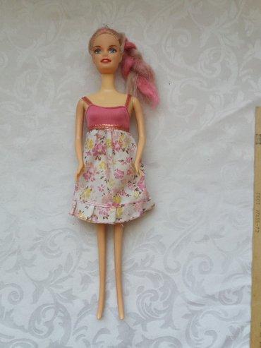 Кукла в Лебединовка