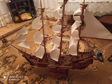 Спорт и хобби - Балакен: Модели кораблей