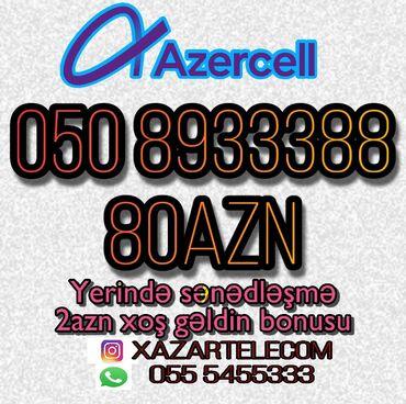 Yeni Azercell nömrələr