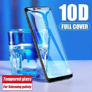 Samsung x500 - Srbija: Samsung Galaxy S8 plus 10D zastitno staklo,kompletna zastita za vas te