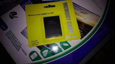 Sony play station 2 - Srbija: Modovana kartica 64MB za Ps2.Menja cip u potpunosti. PS2 cita sve