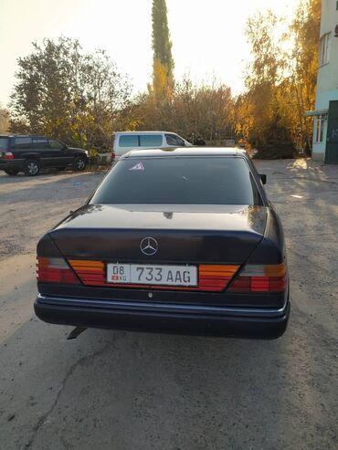 Mercedes-Benz 230 2.3 л. 1991