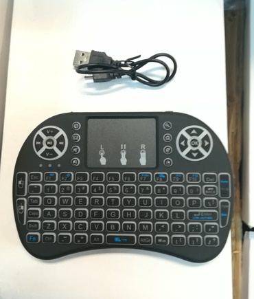 Bežična qwerty tastatura sa touch-padom. - Nis
