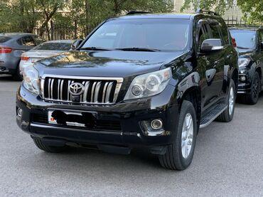Toyota Land Cruiser Prado 3.9 л. 2010