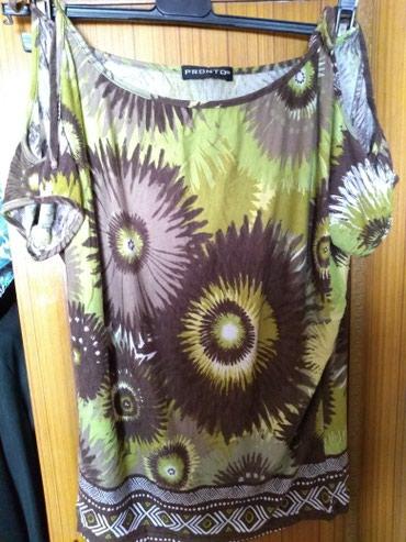 Ženska odeća | Leskovac: Letnja majica, univerzalne veličine, bez ramena od pamuka