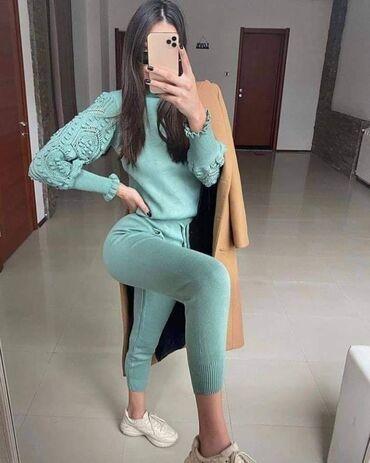 Dečija odeća i obuća - Plandište: TOP MODELTrikozatni komplet 2750dinUniverzalna velicinaVise bojaUvoz