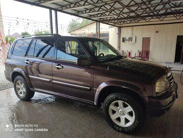 Suzuki Grand Vitara 2.5 л. 2001 | 199630 км