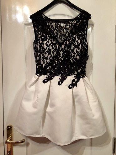 Italijanska haljina nova, sa cipkom i korpama za brus - Belgrade