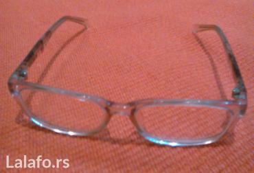Okvir za naočare, kvalitetan, kao nov, malo nošen - Pozarevac