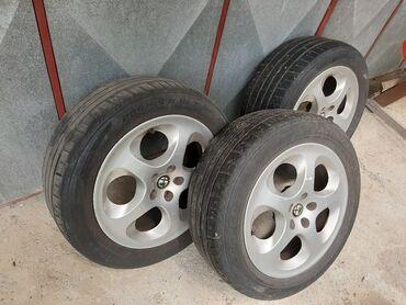 Bmw x5 3 0i mt - Srbija: 3 felne J7 i 3 letnje gume ALTIMAXSPORT . Moze posebno gume, posebno