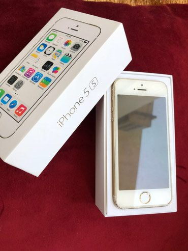 Bakı şəhərində Iphone 5s gold