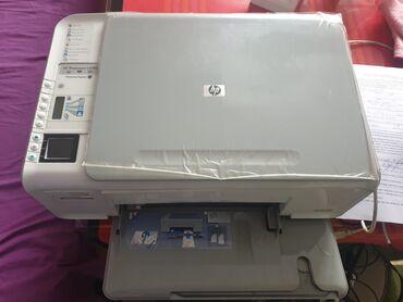 сканер hp в Кыргызстан: Принтер, сканер, копия 3 в 1. HP Photosmart C4283 20W MaximumЦветной и