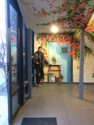 Художественная роспись стен в Бишкек