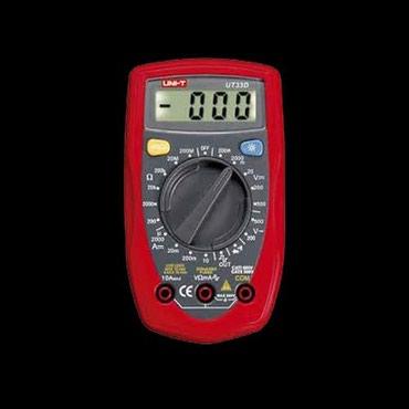 Разрядность шкалы мультиметра: 2000 в Бишкек