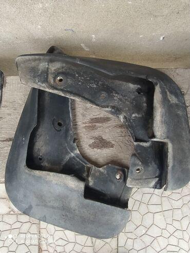 titanovі diski bu в Кыргызстан: Брызговики мицубиши каризма 2шт заднийCarisma mitsubishi#Honda Jazz